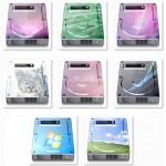8 Beautiful Hard Drive Icons For Windows 7 And Windows 8