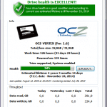 SSDlife: Check Solid State Drive (SSD) Health Condition