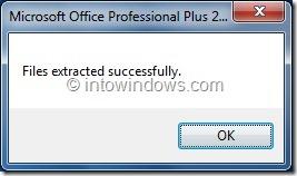 Slipstream Office 2010 Service Pack 1 Step22
