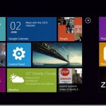 Get Windows 8 Start Screen In Windows 7 With Omnimo Skin 4.0