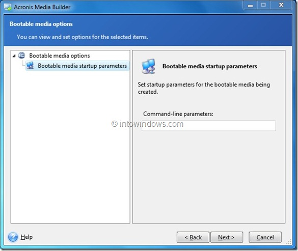 Boot Acronis True Image from USB Flash Drive Step4