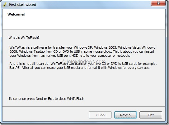 Create Windows 8 Bootable USB Flash Drive step11