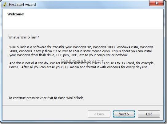 Create Windows 8 Bootable USB Flash Drive step11