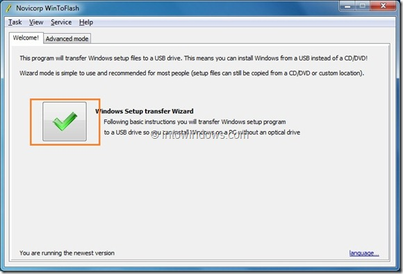Create Windows 8 Bootable USB Flash Drive step14