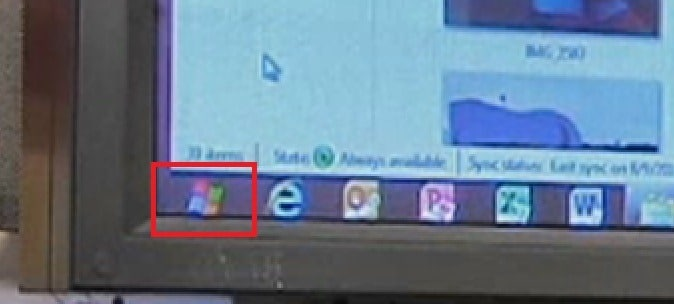 How To Get The New Windows 8 Start Button In Windows 7