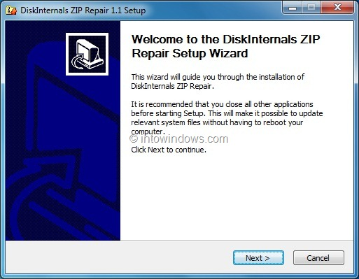 How To Open Or Repair Incompletely Downloaded ZIP Files