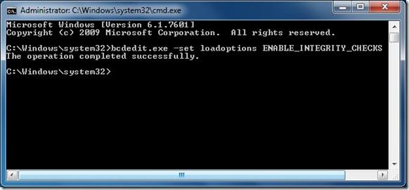 Remove Test Mode Watermark From Windows 7 Desktop Step 6