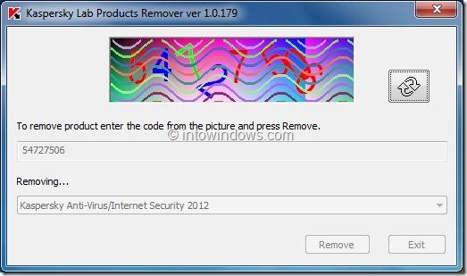 Uninstall Kaspersky Antivirus 2012 From P