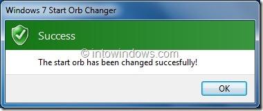 Windows 8 Start Orb Buttton For Windows 7