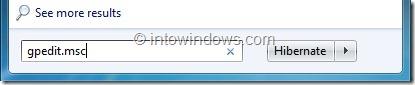 how to remove Windows 7 admin account password