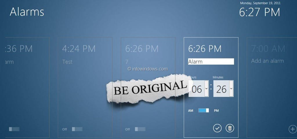 How To Edit And Customize Metro Apps UI In Windows 8