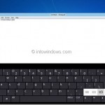 How To Enable Touch Keyboard On Windows 8/8.1 PCs