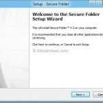 How To Password Protect Folders In Windows 8
