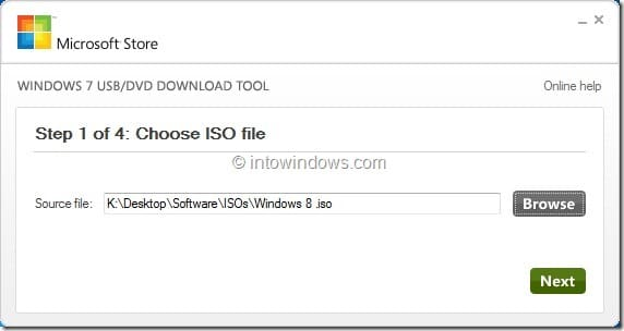 Install Windows 8 From ISO File Step 21