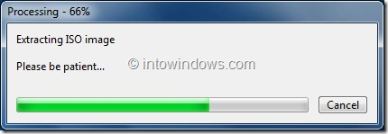 Install Windows 8 From ISO File Step3