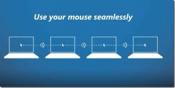 Mouse Without Bordes For Windows
