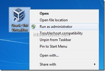 Run Program As Admin In Windows 8