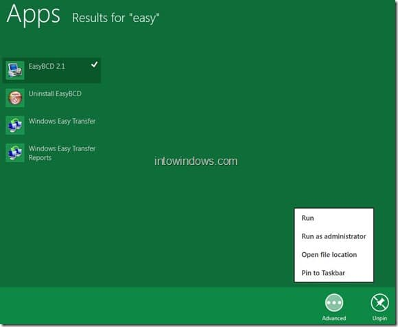Run Program As Administrator In Windows 8 Step9
