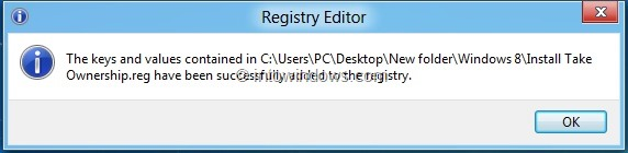 Take Ownership Of Files And Folders In Windows 8 Step6