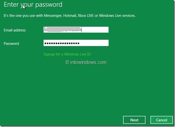 Windows 8 Installation Procedure Step122