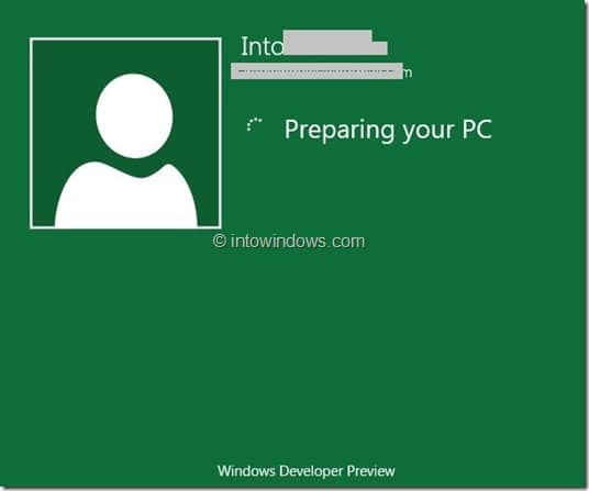 Windows 8 Installation Procedure Step14