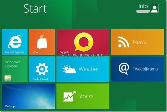 Windows 8 Installation Procedure Step15
