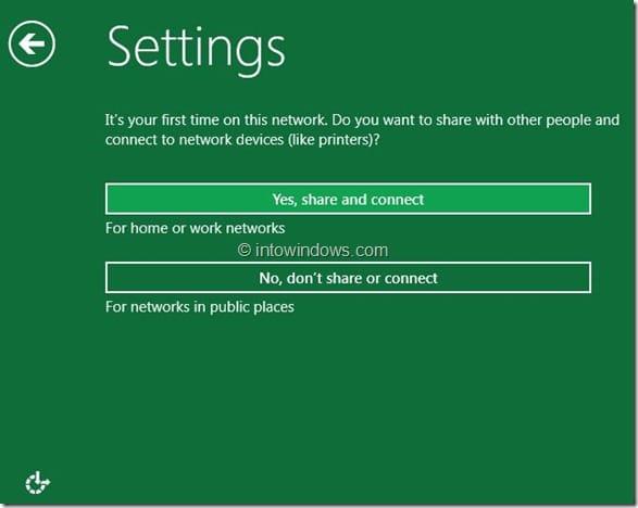 Windows 8 Installation Procedure Step1