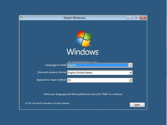 Install Windows 8 on mac guide