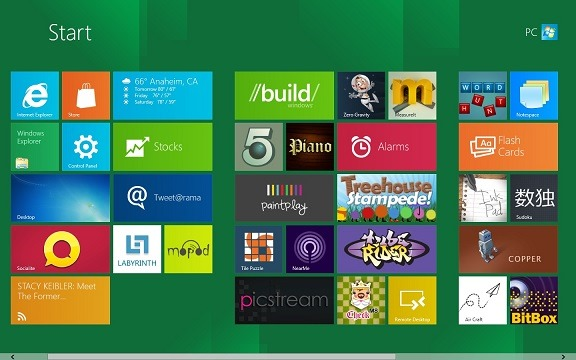 Disable Windows 8 Metro UI