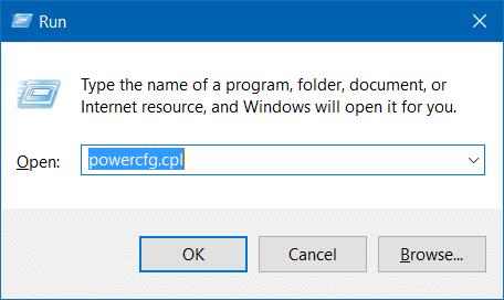 Enable hibernation in Windows 10