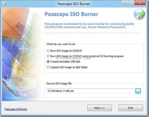 8 Free Tools To Create Windows 8 Bootable USB Picture3