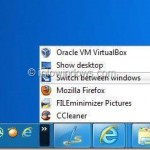 How To Enable Quick Launch In Windows 8