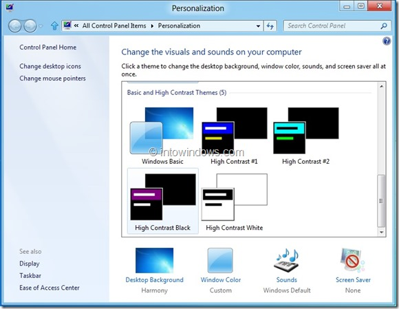 Enable Windows Phone 7 Style User Interface In Windows 8 Step7