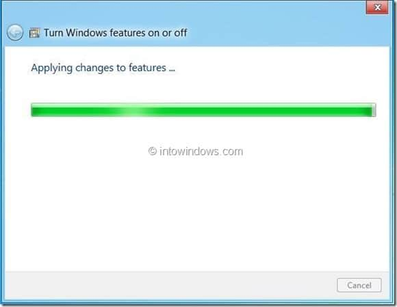 Uninstall or Remove Internet Explorer 10 From Windows 8 Step5