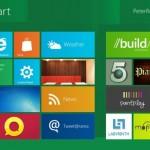 Windows 8 Start Screen For XP