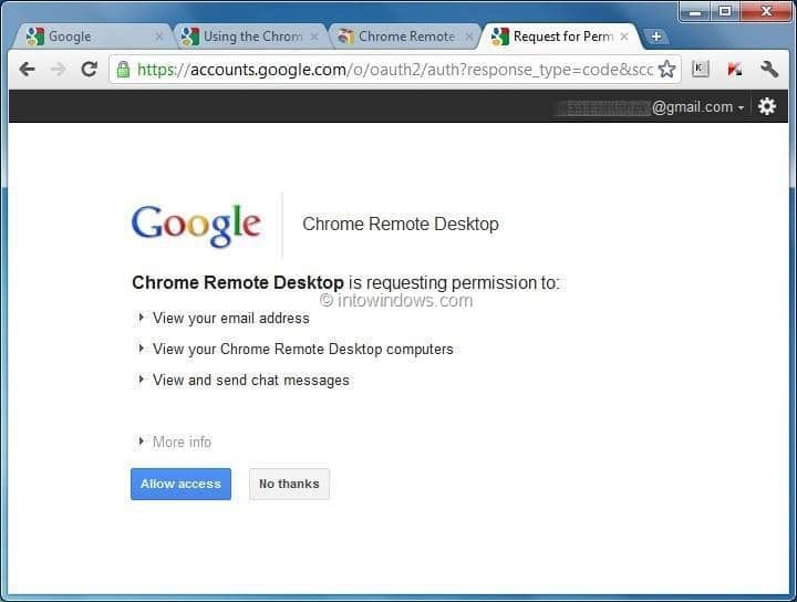 How To Use Google Chrome Remote Desktop App To Remotely Access And Share Computer