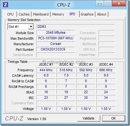 CPU-Z for Windows 8 Picture3