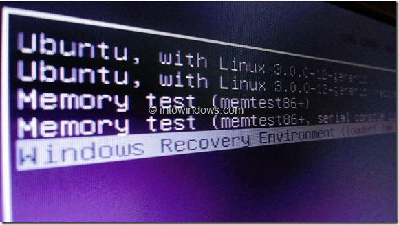 Dual Boot Windows 8 And Ubuntu Boot Menu