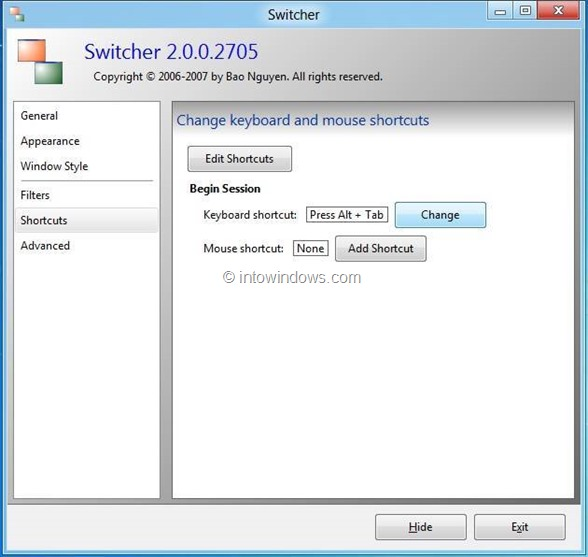 Enable Flip 3D In Windows 8 Picture5