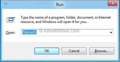 install nero 11 on Windows 8 step1