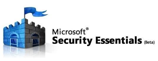 Microsoft Security Essentials Pictuer
