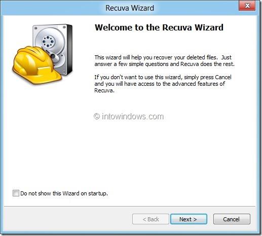 Recuva For Windows 8 Picture3