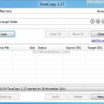 Download TeraCopy For Windows 10/8