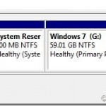 How To Open Hidden System Reserved Partition In Windows 7
