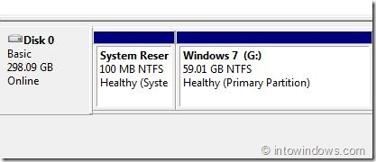 Open Hidden System Reserved Partition In Windows 7 Step5