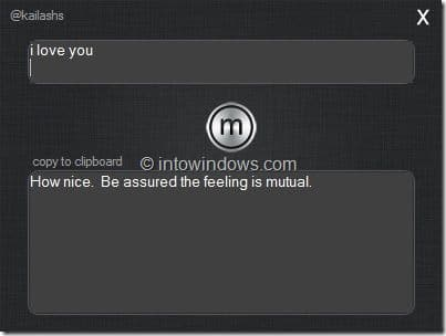 Siri For Windows Picture3