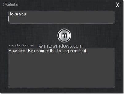 Siri For Windows Picture3