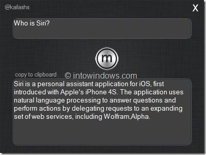 Siri For Windows Picture8