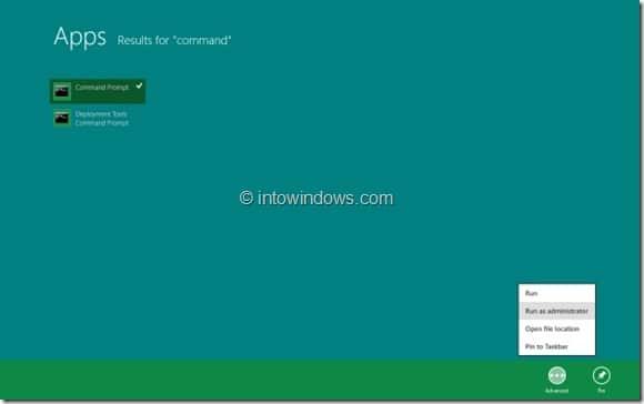 Create Custom Windows 8 Refresh PC Image