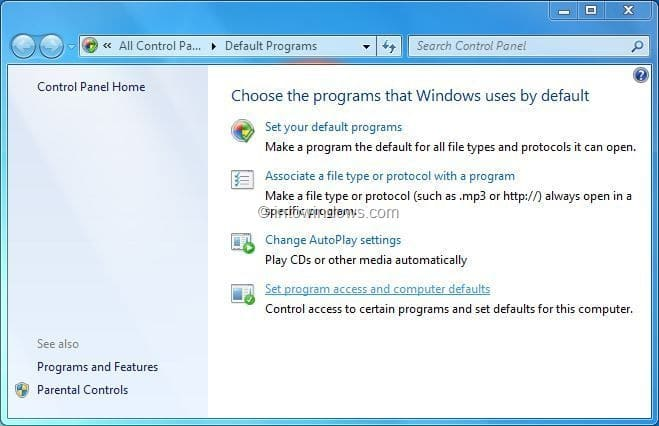 Close programs running in the background on windows computers.